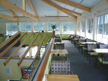 The Marina Restaurant Bigger Better More Efficient