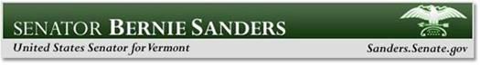 Sen Sanders Logo