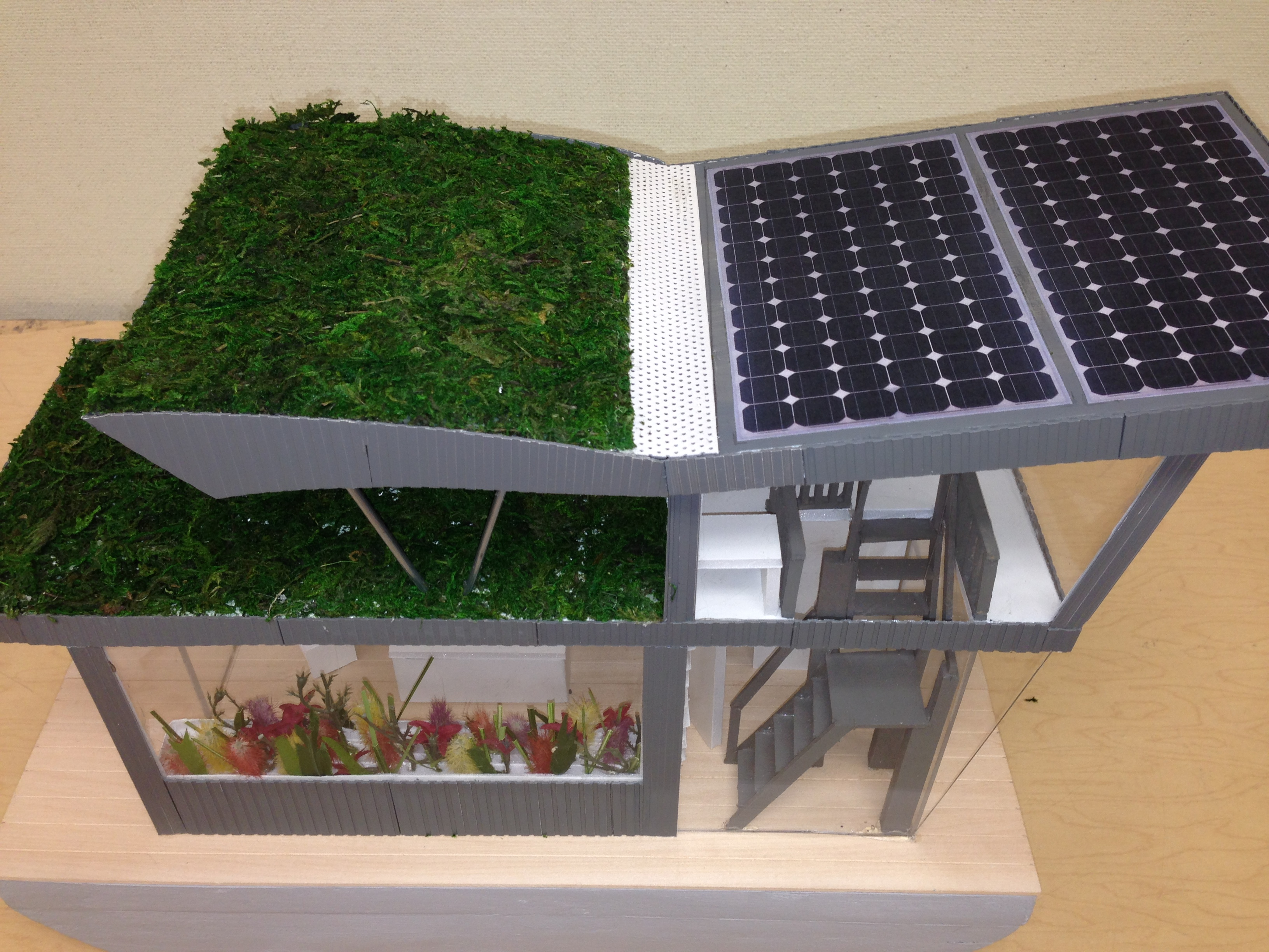 Beyond Efficiency – from Passive House to the Living Building
