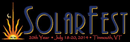 SolarFest Web Logo
