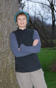 Nancy Patch, the Franklin and Grand Isle, VT County Forester, works with sustainable forests every day.