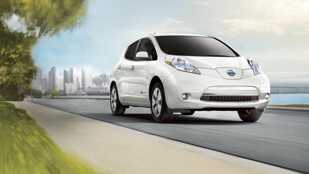 2015 Nissan Leaf. source: www.nissan.com