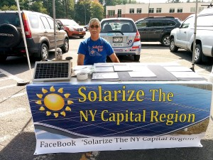 Solarize NY Capital Region Campaign. Photo courtesy of Solarize Albany.