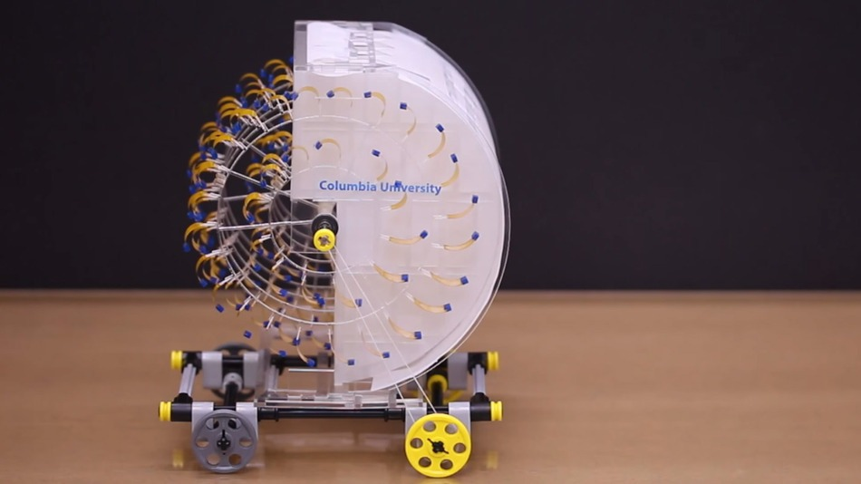 Photo from YouTube video Renewable Energy from Evaporating Water by ExtremeBio