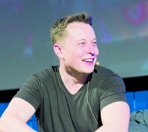 Elon Musk. Photo by Heisenberg Media. Creative Commons Attribution 2.0 Generic license