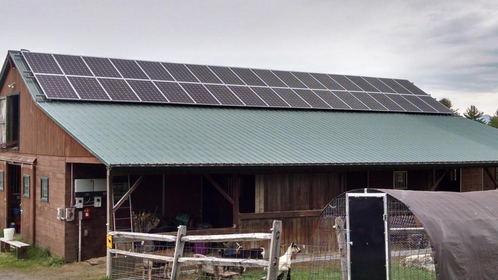 O'Meara solar array.