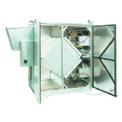 RenewAire Energy Recovery Ventilator. Image courtesy of RenewAire.