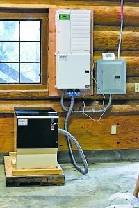 AC Coupled 48V Lithium Battery. Iron Edison Photo courtesy of Iron Edison