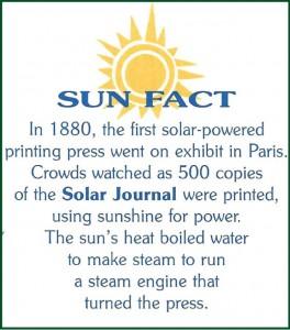sun fact