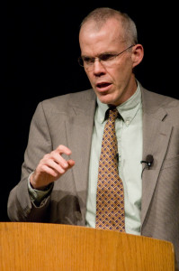 Bill McKibben. Photo by Hotshot977. CC BY-SA 3.0 Unported