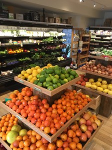 Commodities Natural Market opened one year ago in Stowe, a onestop shopping experience for the whole community. They are a certified Vermont Green Grocer, work with Grow Composting and a myriad of local producers. Commodities Natural Market is opening in Winooski in August, 2016.