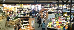 The Hunger Mountain Co-op in Montpelier, Vermont. The co-op has 20,000 square feet of store space and over 7,000 members.