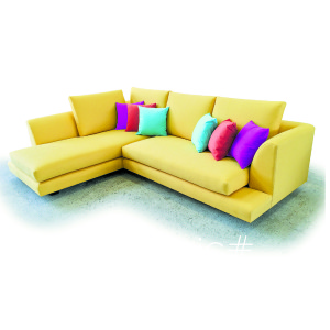 Kristina sectional from ELKA HOME, Environmental Building News' and Built Green's Top 10 Building Product of 2015. Photo courtesy of ELKA HOME.