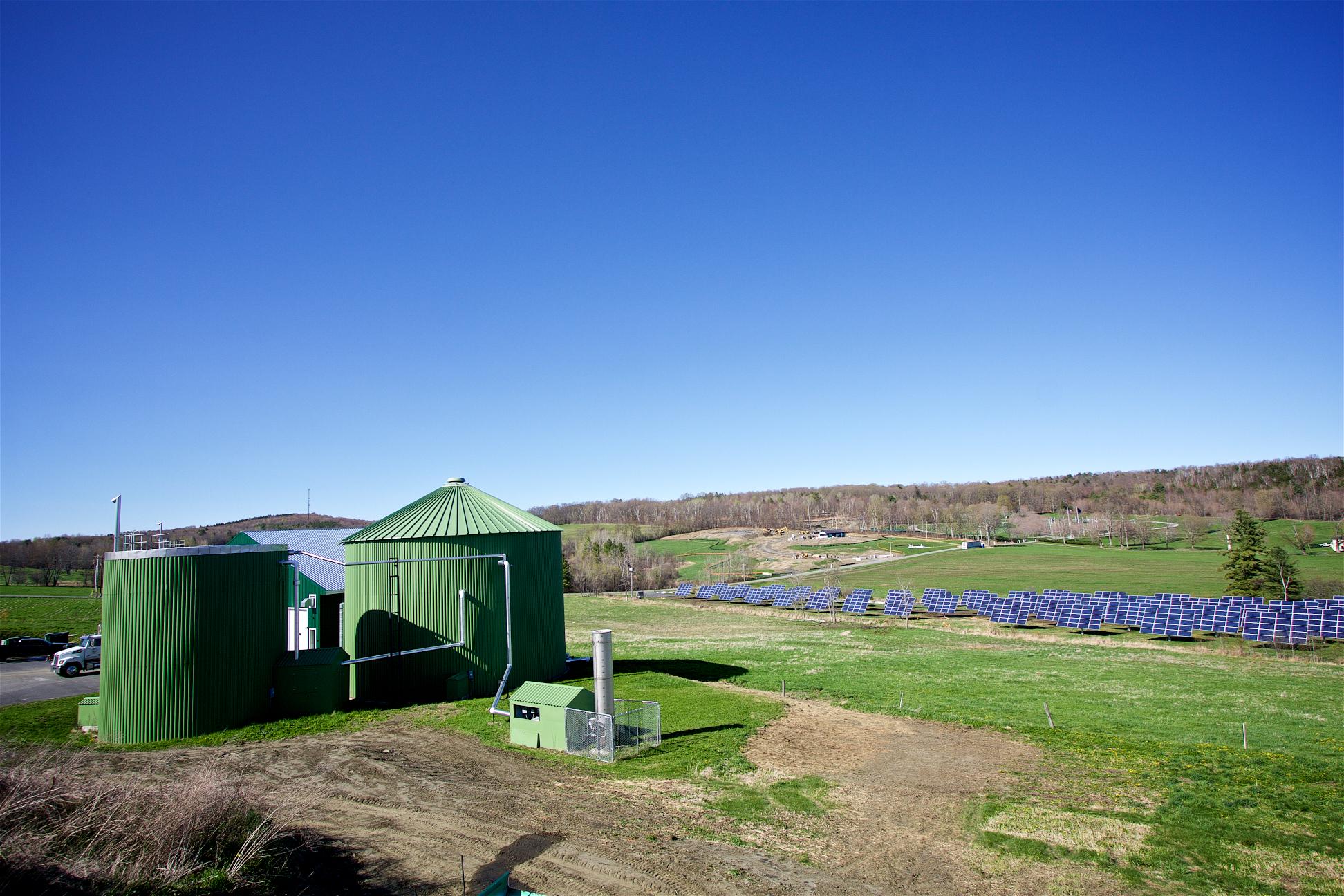 VTC Solar Array