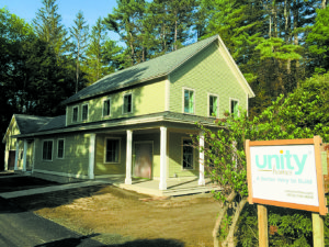 Webster Street home for Dartmouth faculty nearing completion. Courtesy photos.
