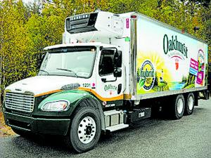 Oakhurst truck