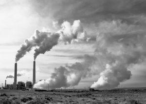 TheCholla Power Plant, nearJoseph City, Arizona. Wikimedia Commons.