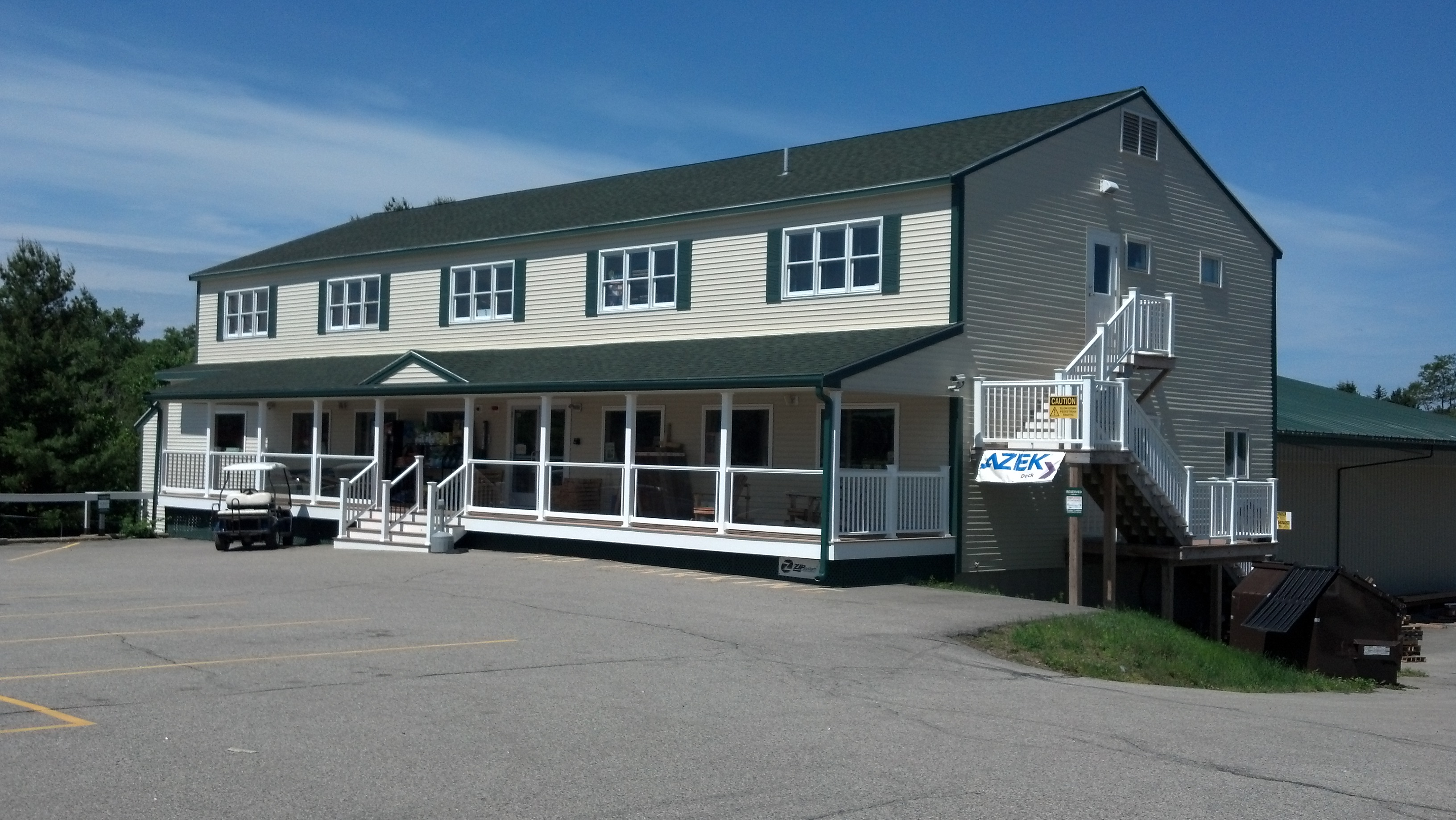 Exeter, NH Lumber Goes Solar « Green Energy Times