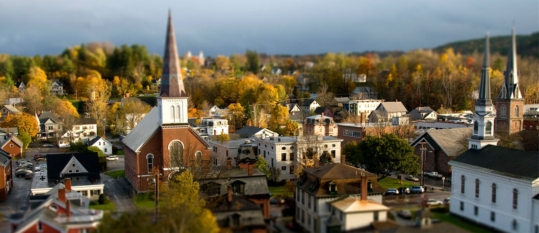 City of Montpelier, VT participates in Billion Dollar Green Challenge with a $30,000 Net Zero Revolving Loan Fund. Photo from greenbillion.org/participant/montpelier/