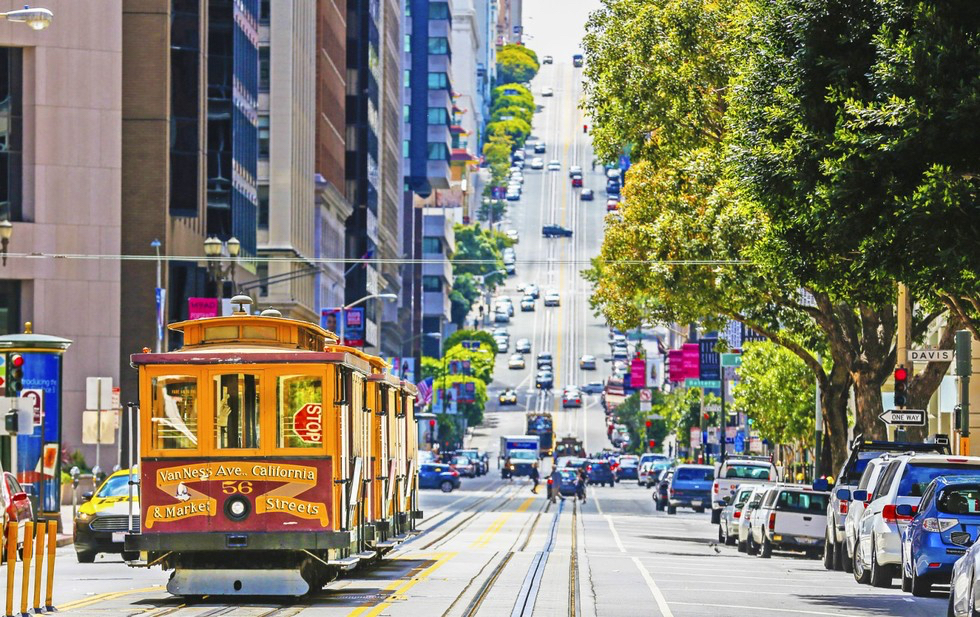The San Francisco Board of Supervisors approved legislation prohibiting new fossil fuel leases on city-owned property in an effort to combat climate change. istock image