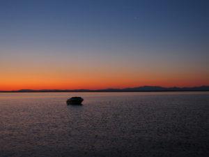 Lake Champlain. Photo by Ammunation, Wikimedia Commons