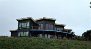 Vermont modern pre-fab home