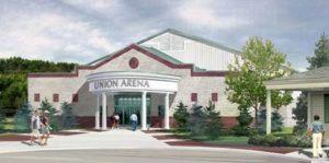 Union Arena Community Center, Woodstock, VT.