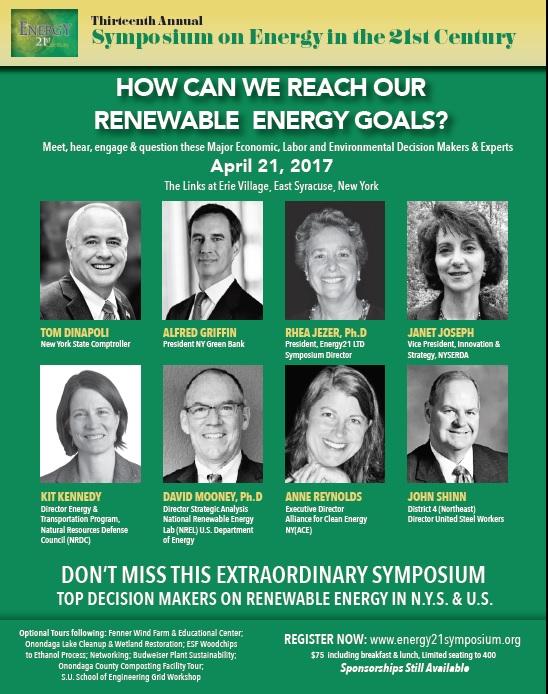 Symposium on Energy