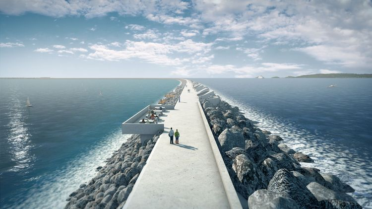 04-21 Artists impression of the swansea bay