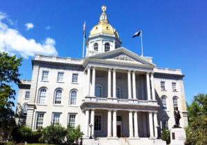 New Hampshire Statehouse. Photo: Wikimedia Commons