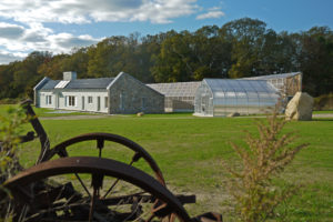 Stone Fruit Farm in Westport, MA.