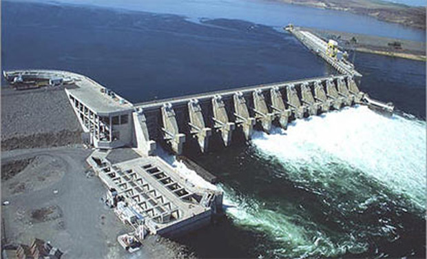 Indian hydro project