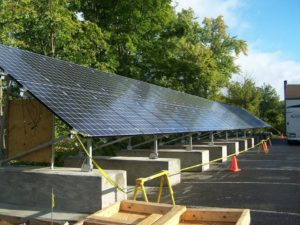 Solar Array from Nancy Wilcox