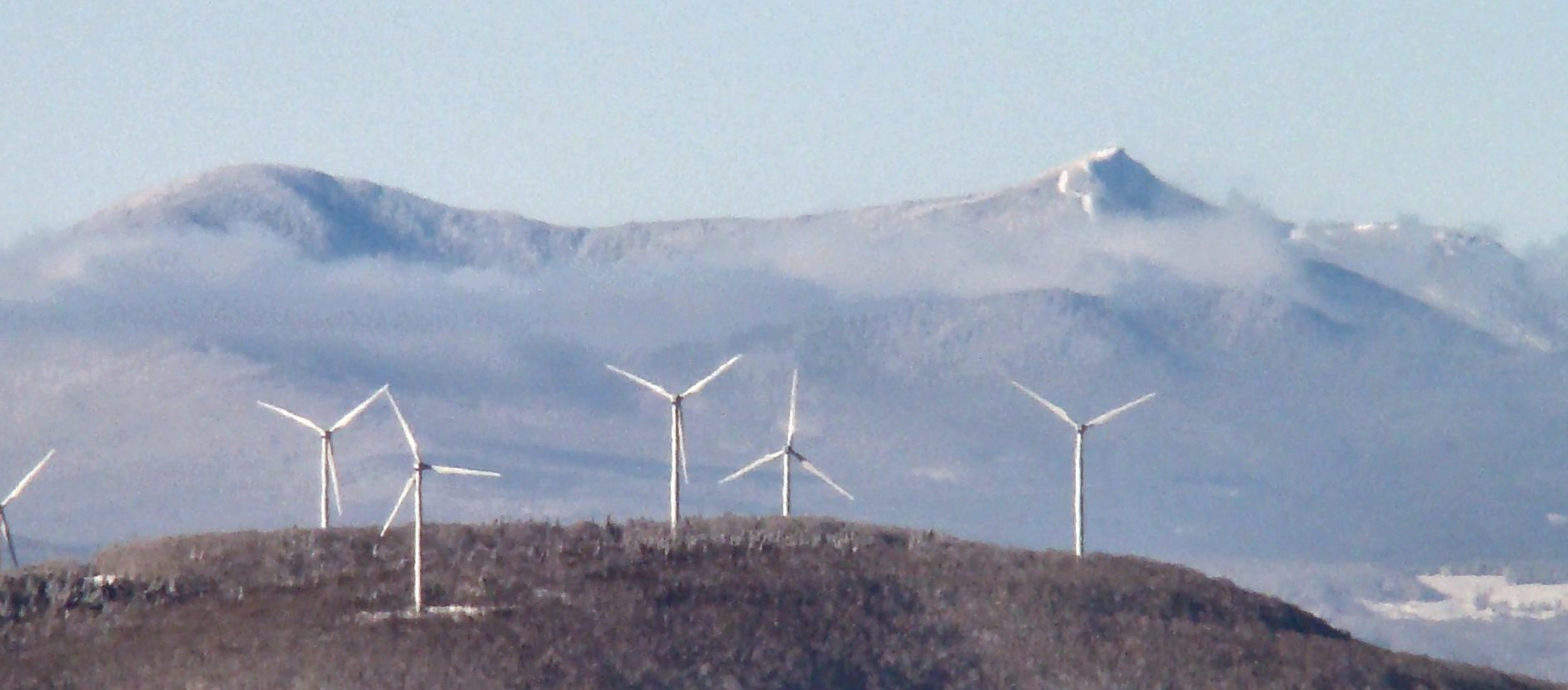 Sheffield wind farm Image: Wikimedia Commons