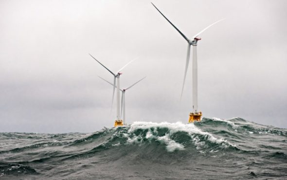 Block Island Wind Farm (Photo: Climate Central)