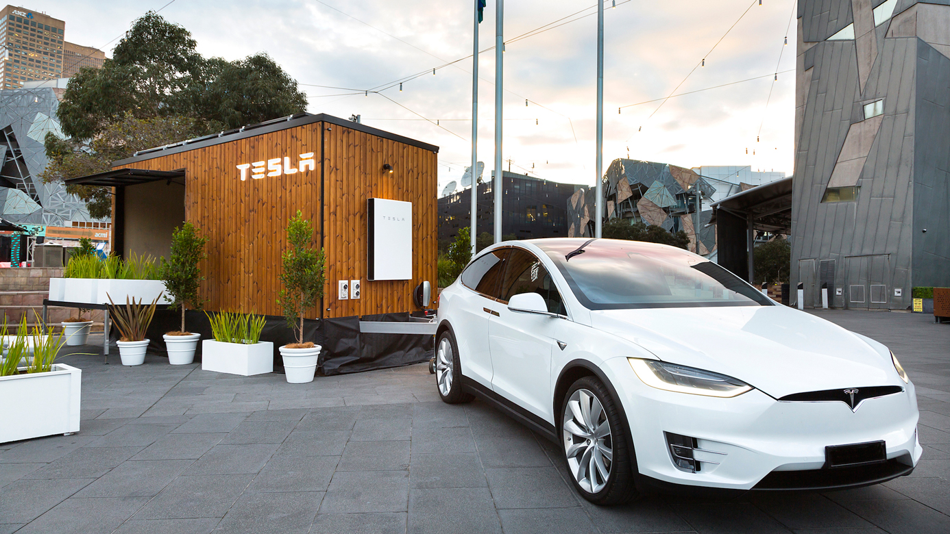 Tesla Tiny House in Melbourne (iStock photo)