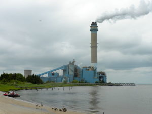Beesley's Point Generating Station, New Jersey. Photo: Smallbones, Wikimedia Commons.