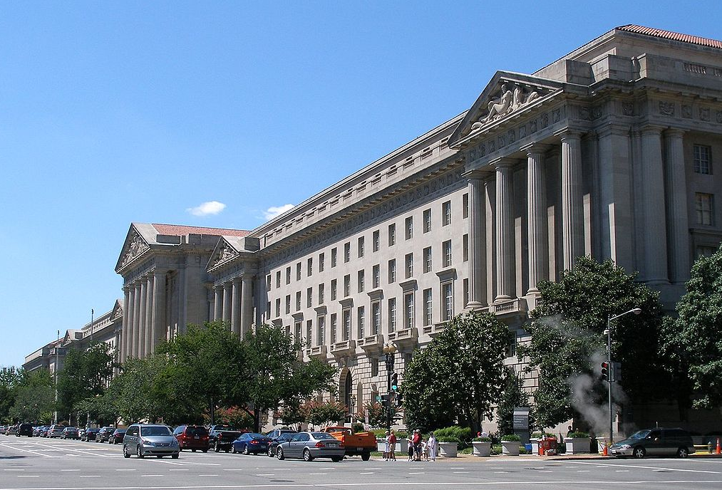 EPA headquarters (Creative Commons)