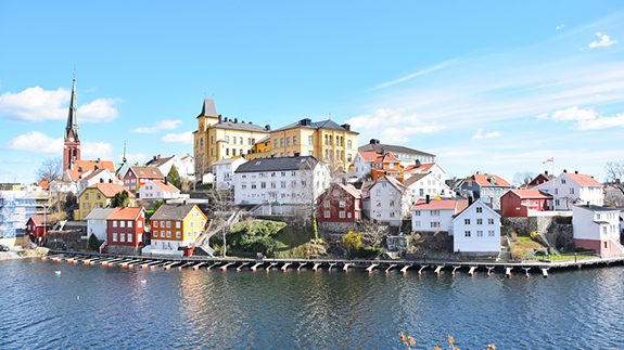 Arendal (Image: Shutterstock)