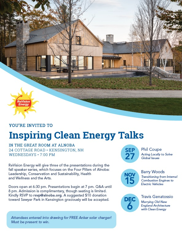 Revision Clean Energy Series