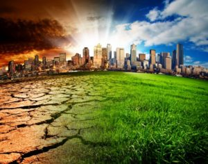 City Climate Change, photo by kwest. Image: Shutterstock.com