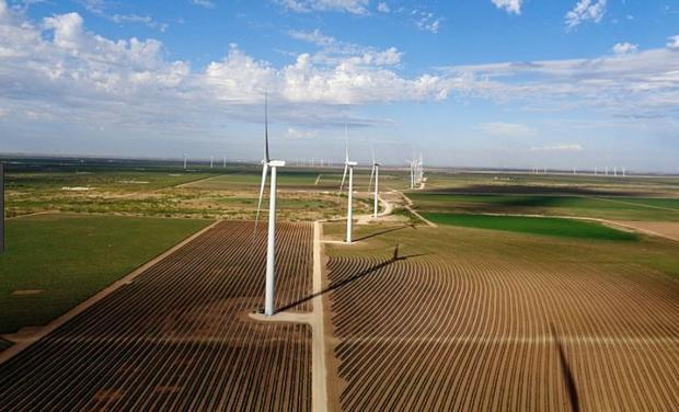 Wind Catcher project in Oklahoma