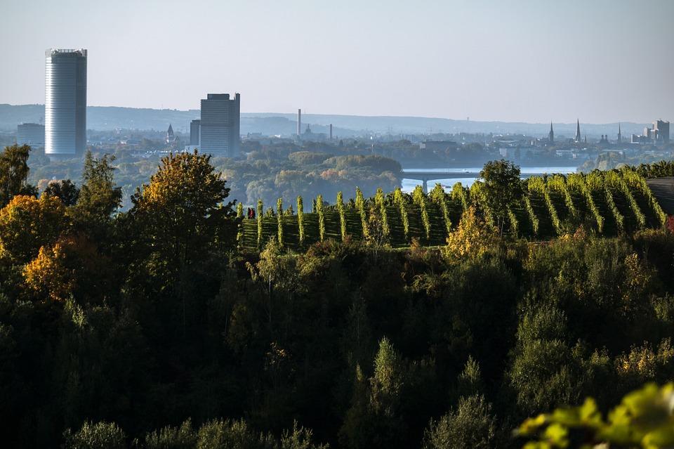 Bonn, site of COP23 (Pixabay image)