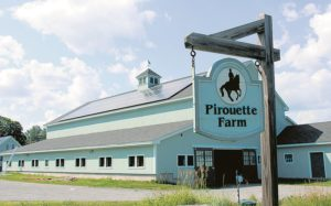 Pirouette Farm in Norwich, VT installed a 60.3-kW roof-mount solar array in July 2016. This net-metered system offsets the farms energy loads and provides community solar in Norwich.