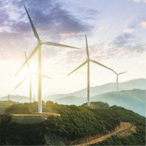 iStock Wind turbines photo