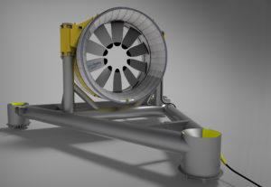 The turbine