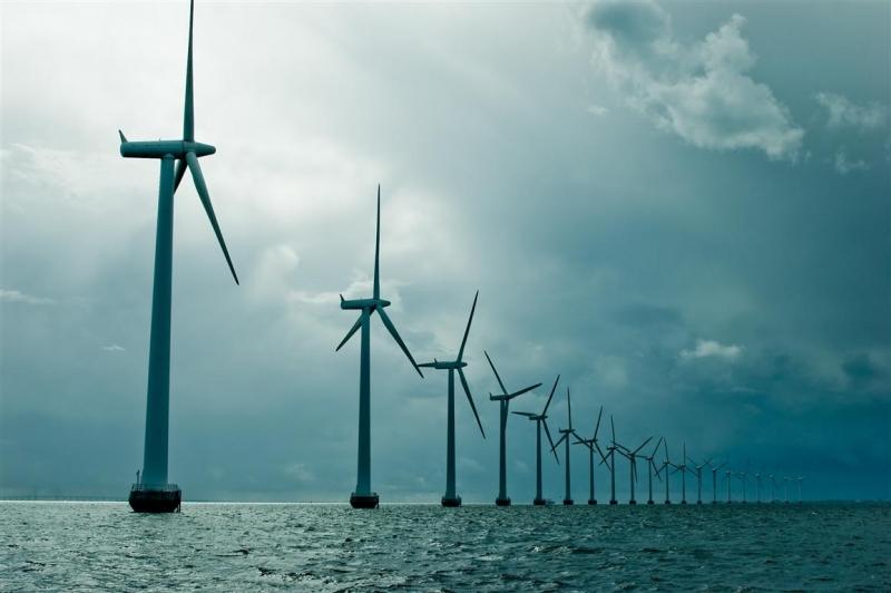Offshore wind farm (Shutterstock image)