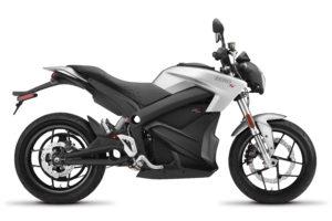 The Electric Zero S Motorcycle