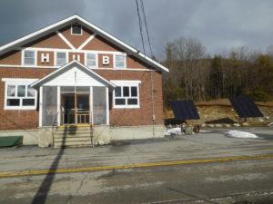 The Hub. Courtesy photo.