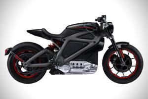 Harley-Davidson's Electric Livewire